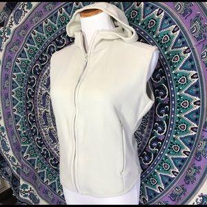 ⚡️EUC Nike Vintage Hooded Athletic Hoodie Vest